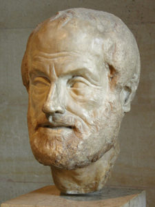 Aristote philosophie ancienne